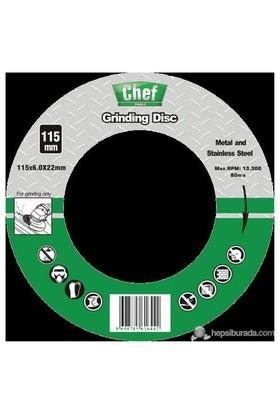 Chef Metal Kesme Diski 115X6x22 Mm