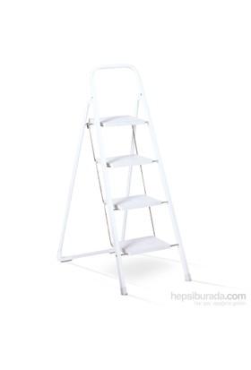 Evin Erciyes 4 Basamaklı Katlanır Merdiven