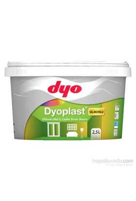 Dyoplast Silikonlu Mat İç Cephe Duvar Boyası 2,5 Lt. - 4348 Yalın