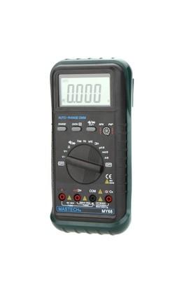 Mastech My68 Auto-Range Dijital Multimetre Ölçü Aleti