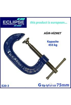 Eclipse E20-3 G Tip Ağır Hizmet İşkence 75 Mm