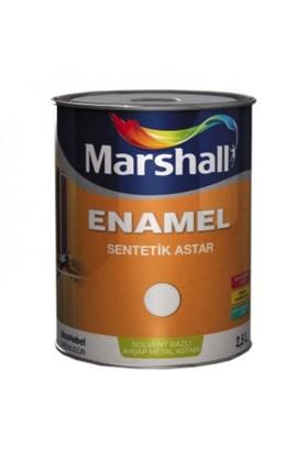 Marshall Enamel Sentetik Astar 2,5 Lt Beyaz