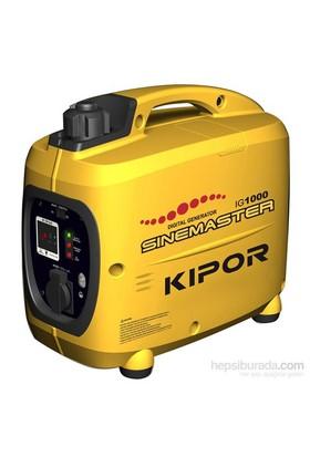 Kipor Ig1000 Dijital Benzın Jeneratör
