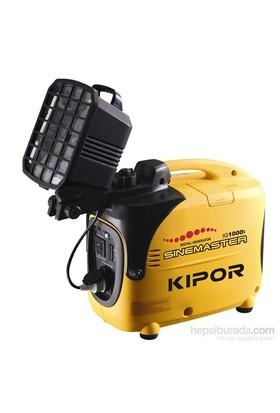 Kipor Ig1000s Dijital Benzinli Jeneratör