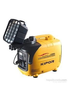 Kipor Ig2000s Dijital Benzinli Jeneratör