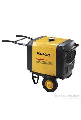 Kipor Ig6000h Dijital Benzinli Jeneratör
