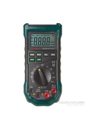 Mastech Ms8268 Dijital Multimetre