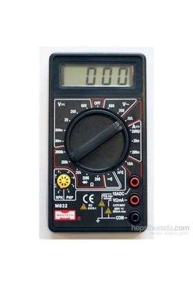 Mastech M 832 Dijital Voltmetre