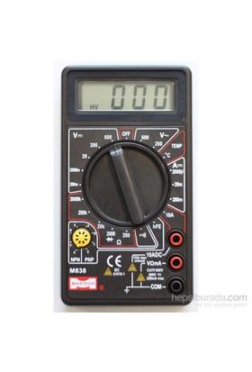 Mastech M 838 Dijital Voltmetre