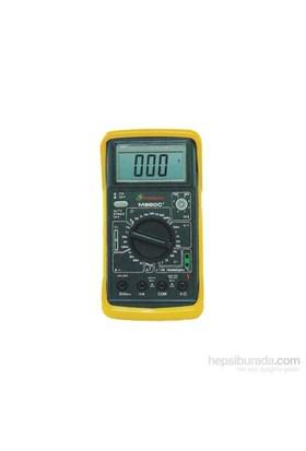 Mastech M 890 C Dijital Voltmetre