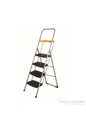 Hobisan Çelik Merdiven 4 Basamaklı -Lfd178Ts