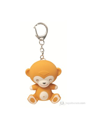 Turbo Led Fener Anahtarlık 2 Led Maymun