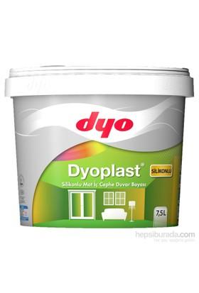 Dyoplast Silikonlu Mat İç Cephe Duvar Boyası 7,5 Lt. - 2914 Yeni Fildişi