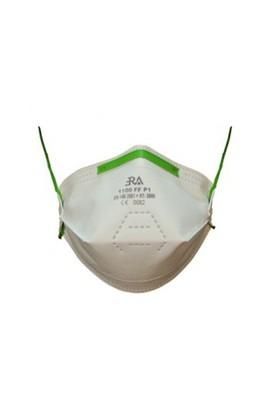 Ffp1 Ventilsiz Toz Maskesi Katlanır Tip 20 Adet