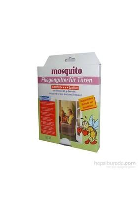 Mosquito Pencere Sineklik Lux-Siyah
