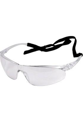 3m Peltor Tora İpli Şeffaf Gözlük