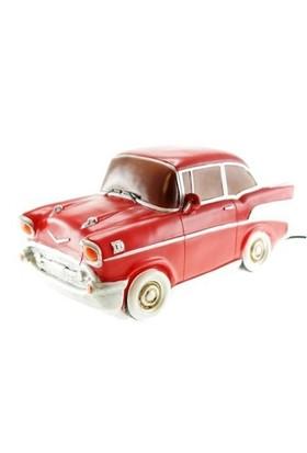 Giftpoint Kırmızı Chevrolet Gece Lambası