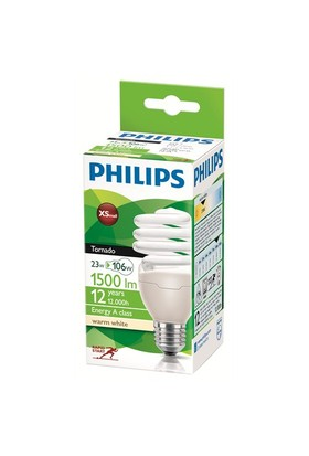 Philips Econ Twister 23W WW E27