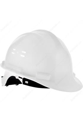 Essafe 1538V Enseden Ayar Mekanizmalı Ce'li Baret Beyaz