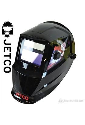 Jetco Jwh 9642 Colormatic (Otomatik Kararan) Kaynak Baş Maskesi 9-13 Ayarlı