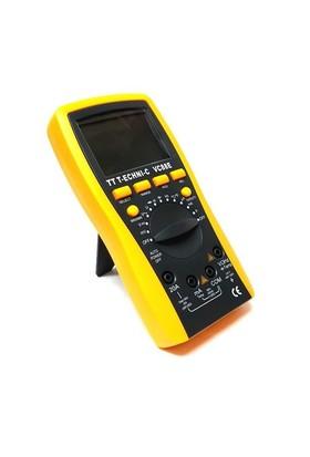 Tt-Technic Vc88e Dijital Auto Range Multimetre