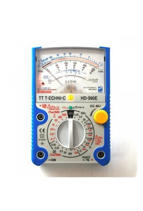 Tt-Technıc Hd-390E Anolog Ölçü Aleti