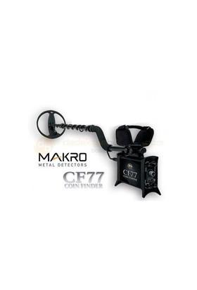 Makro Dedektör Cf77 Standart Paket