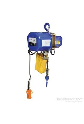 Atlas Atzc1 Elektrikli Zincirli Vinç Trifaze 380Volt 1 Ton Kapasite