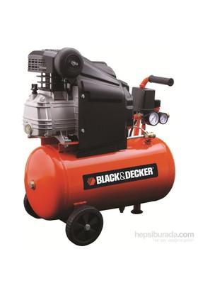 Black&Decker Bd205/24 Kompresör 2hp 24lt Tank Kapasitesi