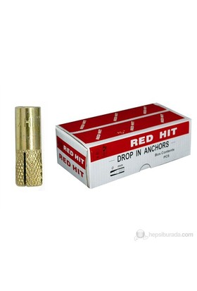 Red Hit Çakmalı Dübel M10 (50 Adet)