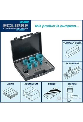 Eclipse Egp30k Hss Delik Açma Testere Seti 9 Parça (Plastik Çantalı)
