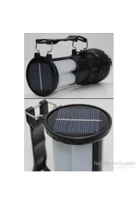 Freedom Be Intense Güneş Enerjili Ve Şarz Edilebilir Solar El Feneri