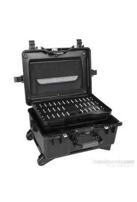 Mano Mtc 460Pp Siyah - Plastik Takım Dizmeli +Plastik Bölmeli Tough Case Pro Takım Çantası