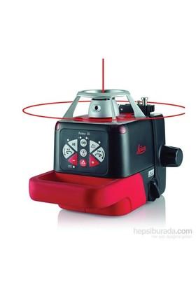 LEICA Roteo 35 Kırmızı Işınlı Lazer Nivo ( 300 Metre , Yatay) + RMT01 Tripod + RMM05 Mira