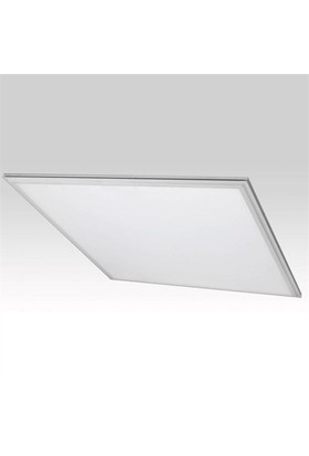Lamptıme Armatür Lamptıme Led Panel Sıva Altı 60X60cm 40W 3000K Sarı 261336