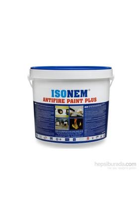 İsonem Anti Fire Paint Plus 120 Dk Yangına Dayanıklı Boya 18 Kg