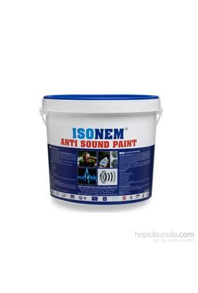 İsonem Anti Sound Paint Ses Yalıtım Boyası 18 Lt.