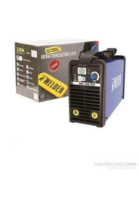 Welder ARC160 PFC IGBT Dijital Göstergeli 160 Amper Kaynak Makinası