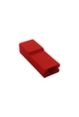 Kılıf Kablo Ucu İçin Kırmızı 20101 Sf1D 5 Adet