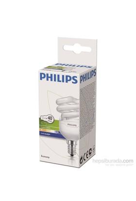 Philips Economytwister 8W Ampul Cdl E14 220-240V 1Pf/6