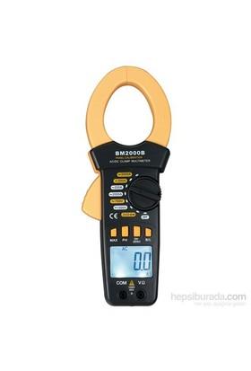 Mastech Bm 2000B Dijital Pensampermetre