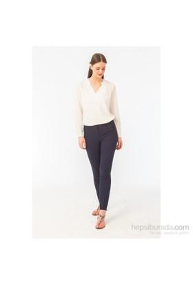 Naramaxx 322 Lacivert Kadın Pantolon