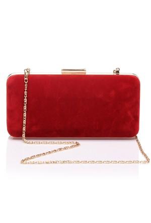Sothe Sç-002 Kırmızı Kadın Abiye Çanta