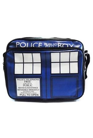 Köstebek Doctor Who - Tardis Çanta