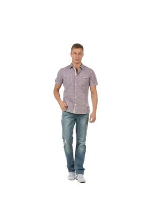 Colin's Antrasit Erkek Gömlek Kısa Kol