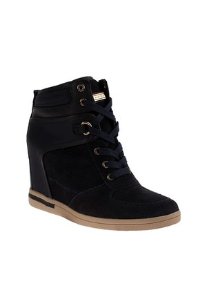 Tommy Hilfiger Fw56819709 Kadın Ayakkabı Mıdnıght