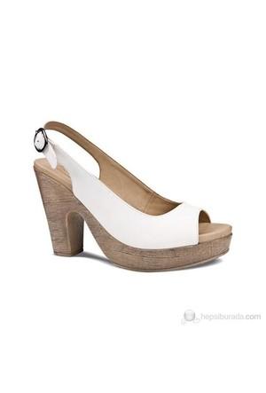 Ceyo 9900-3 Zenne Kadın Topuklu Ayakkabı