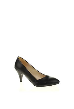 Derigo Siyah Mat Kadın Ayakkabı 181802