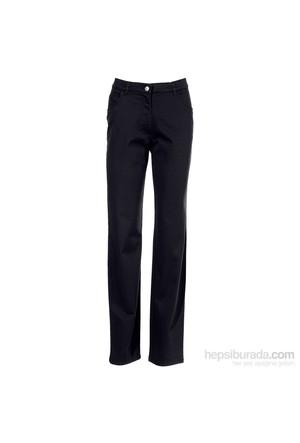 Bpc Selection Siyah Streç Pantolon Normal 34-54 Beden