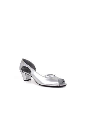 Loggalin 375026 031 772 Kadın Silver Abiye Ayakkabı